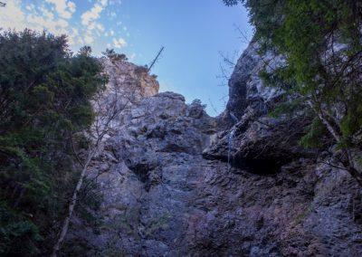 Prosiecka Dolina Fotka Vodopád 02
