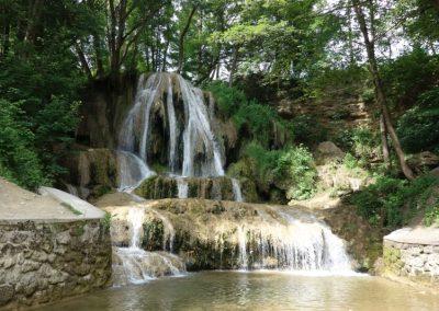 Lúčky Vodopád