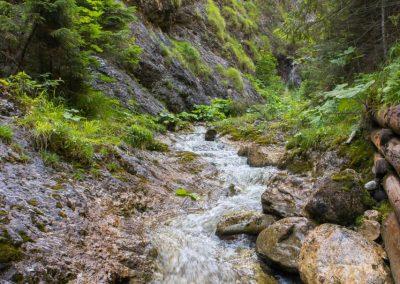 Juráňova Dolina Potok
