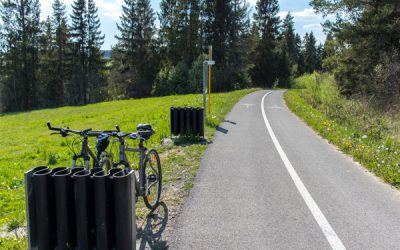 Cyklotrasa Trstená – Nowy Targ